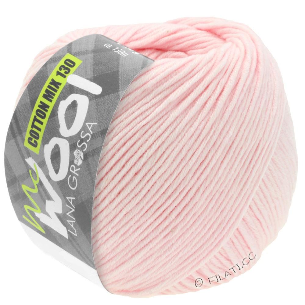 COTTON MIX 130 (McWool) - von Lana Grossa | 131-Rosa
