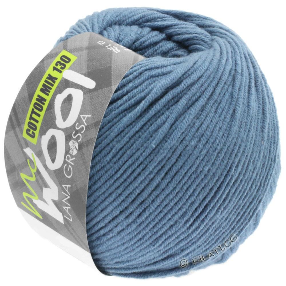 COTTON MIX 130 (McWool) - von Lana Grossa | 145-Jeans