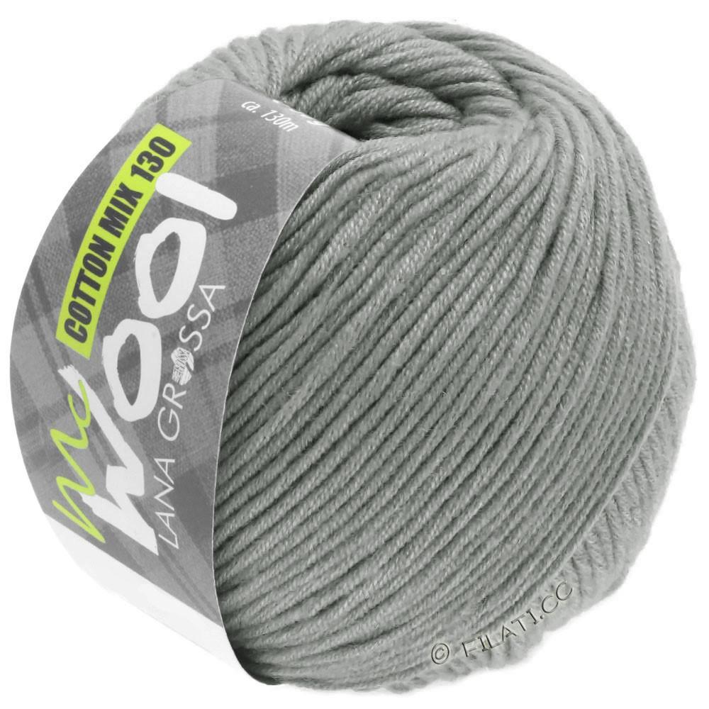 COTTON MIX 130 (McWool) - von Lana Grossa | 154-Grau