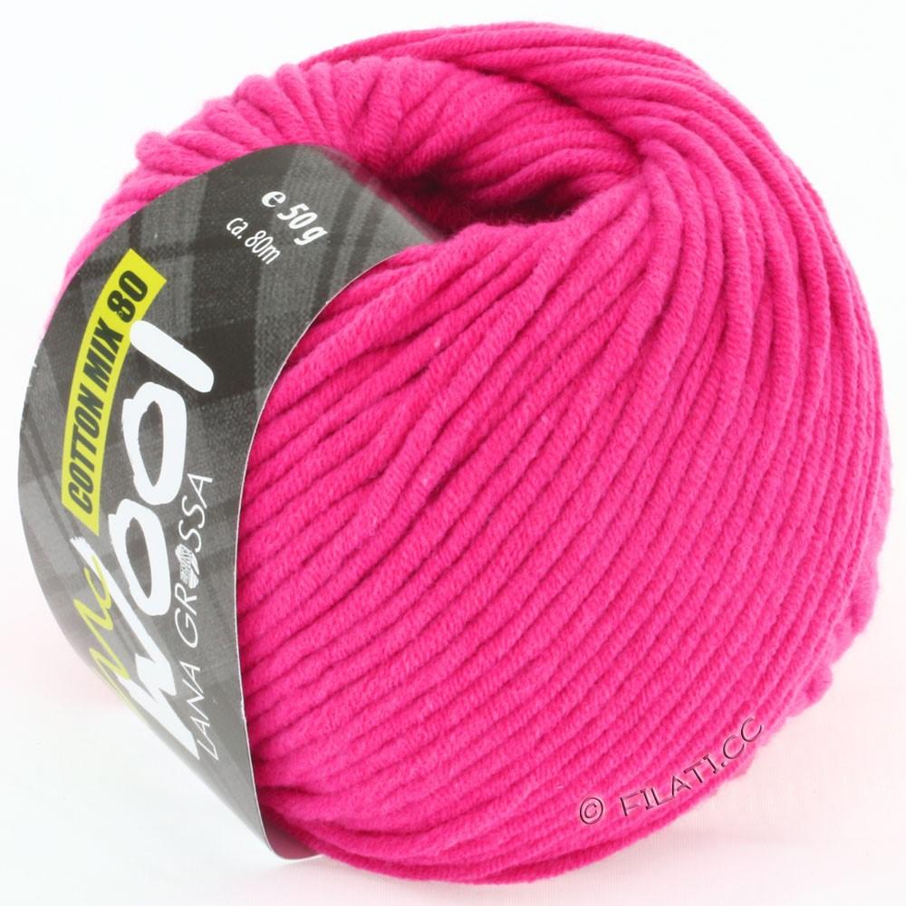 COTTON MIX 80 (McWool) - von Lana Grossa | 505-Pink