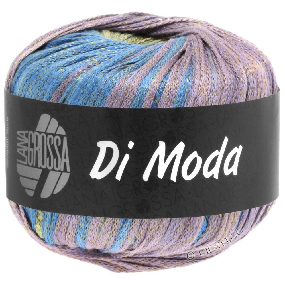 DI MODA - von Lana Grossa | 09-Beige/Flieder/Blau/Nachtblau