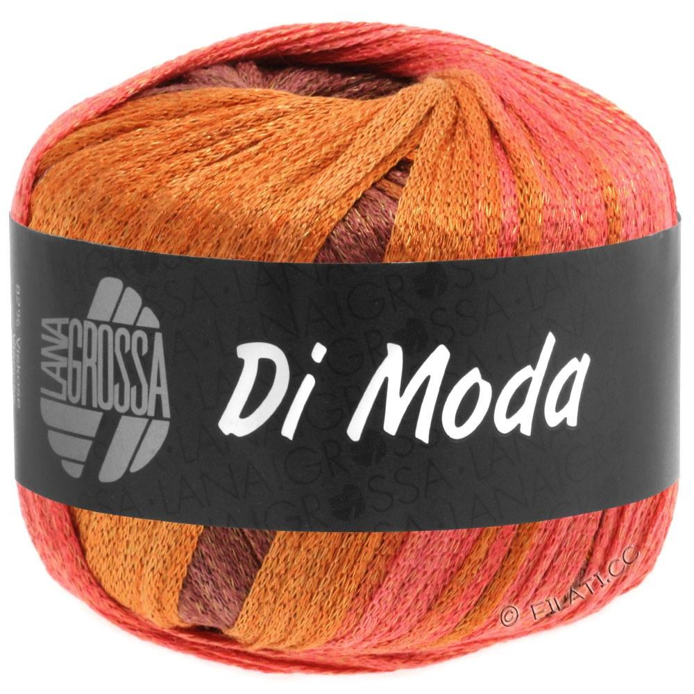 DI MODA - von Lana Grossa | 16-Zimt/Rot/Orangebraun/Ziegelrot