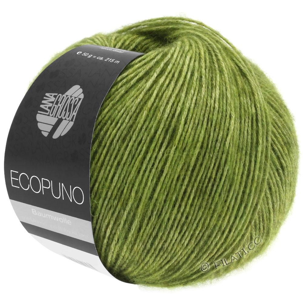 ECOPUNO - von Lana Grossa | 02-Apfelgrün