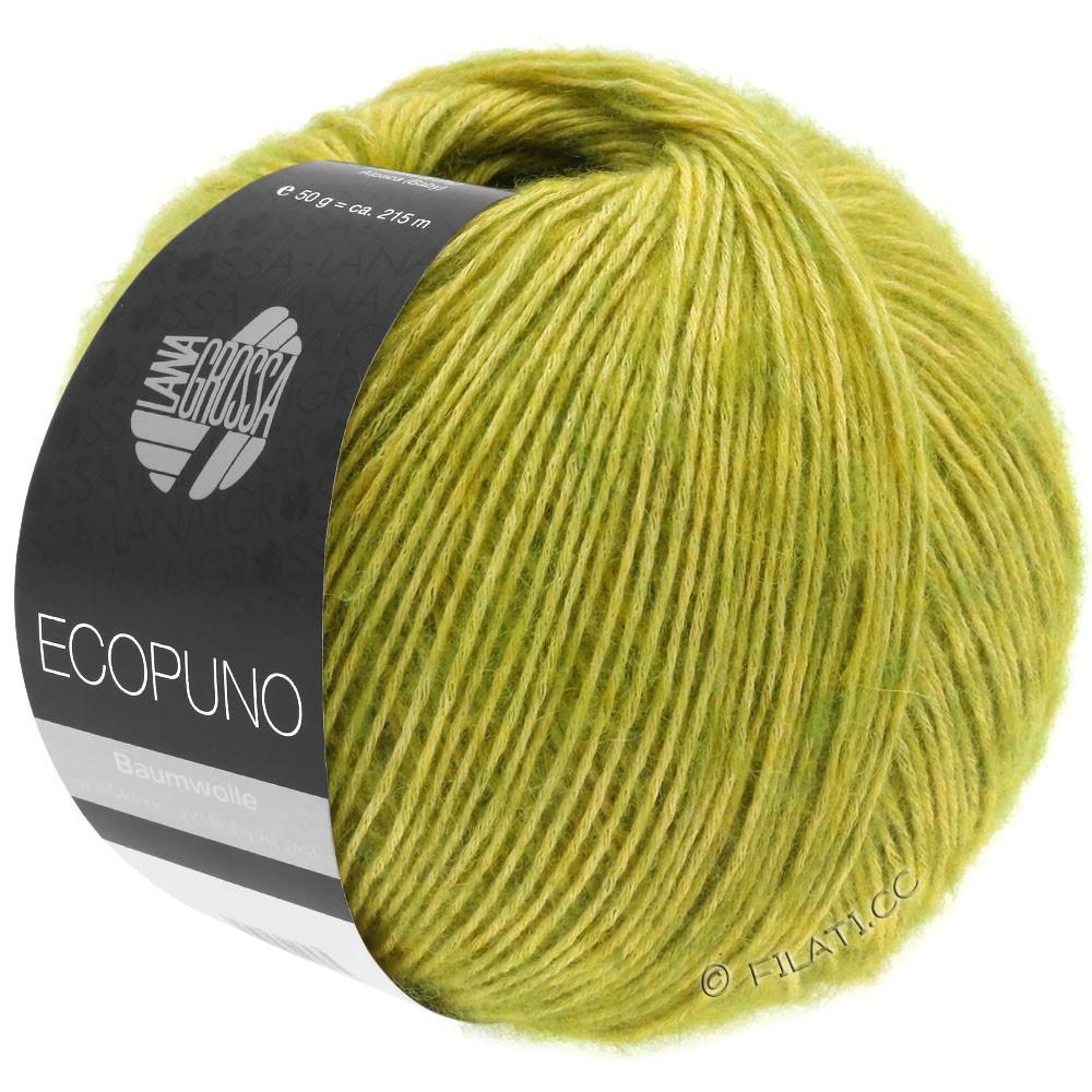 ECOPUNO - von Lana Grossa | 03-Gelbgrün