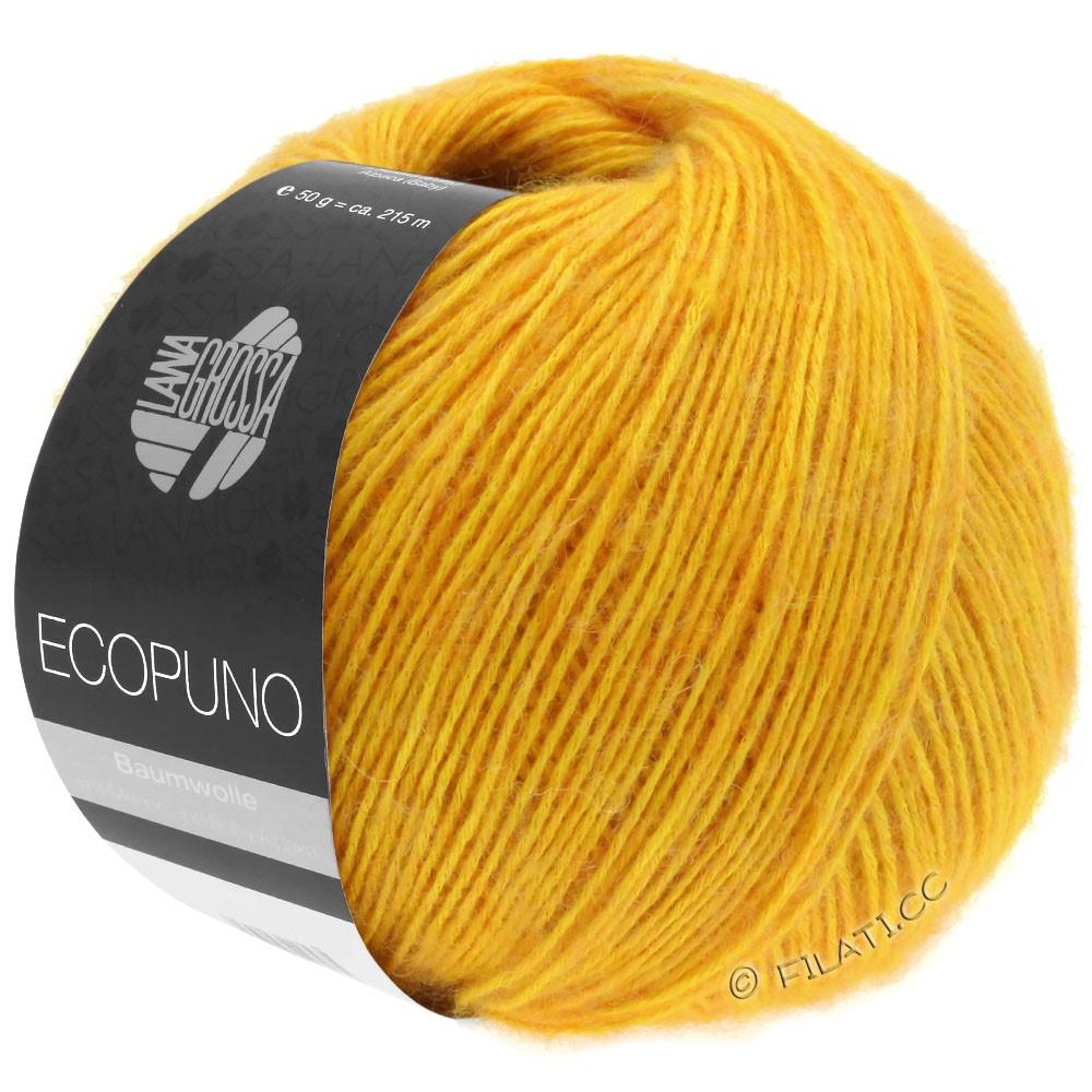 ECOPUNO - von Lana Grossa | 04-Gelb