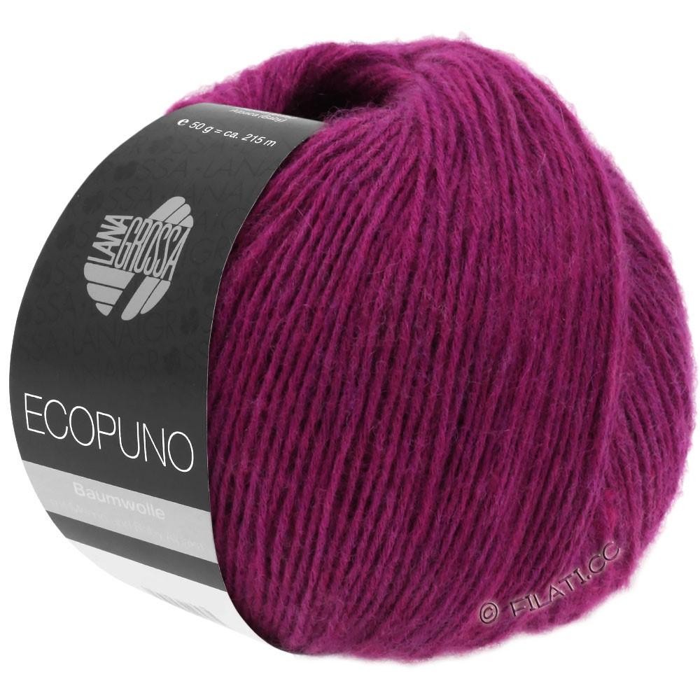 ECOPUNO - von Lana Grossa | 22-Purpur