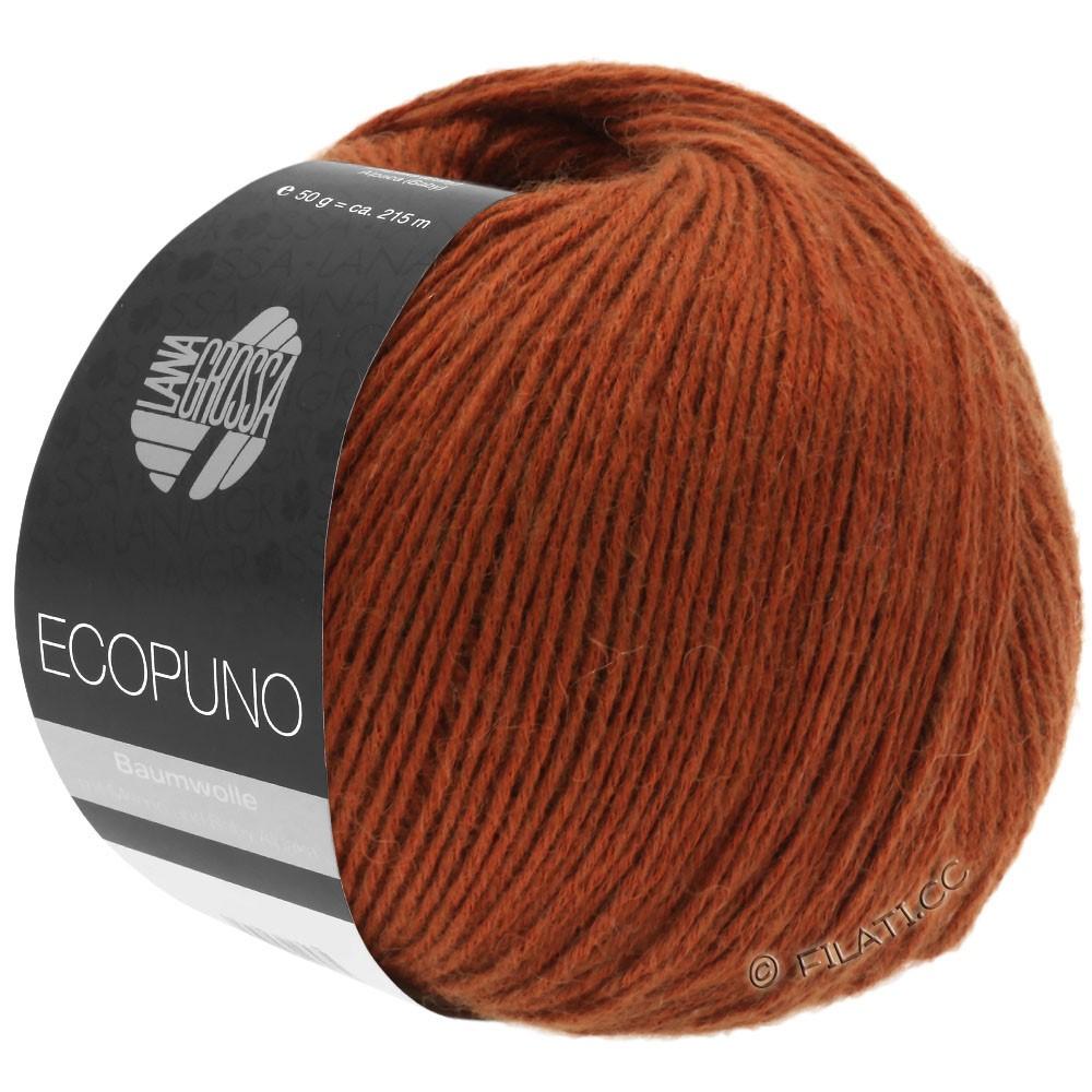 ECOPUNO - von Lana Grossa | 25-Rotbraun