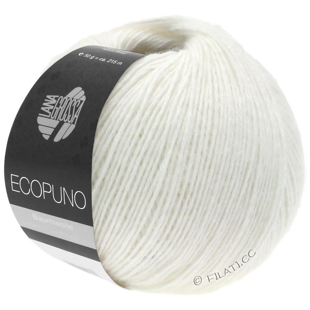ECOPUNO - von Lana Grossa | 26-Weiß