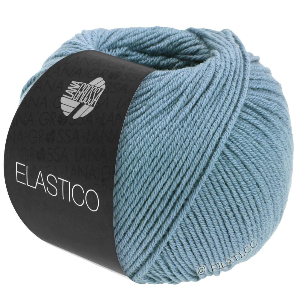 ELASTICO  Uni/Print - von Lana Grossa | 134-Jeans