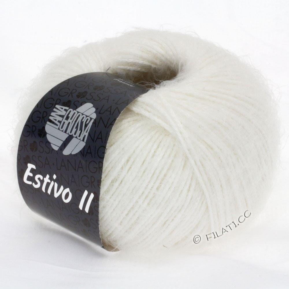 ESTIVO II - von Lana Grossa | 12-Rohweiß