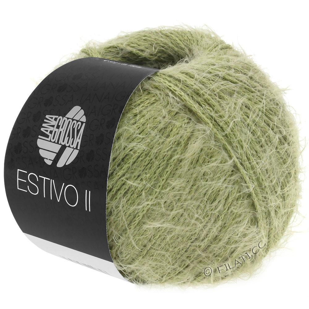 ESTIVO II - von Lana Grossa | 36-Oliv