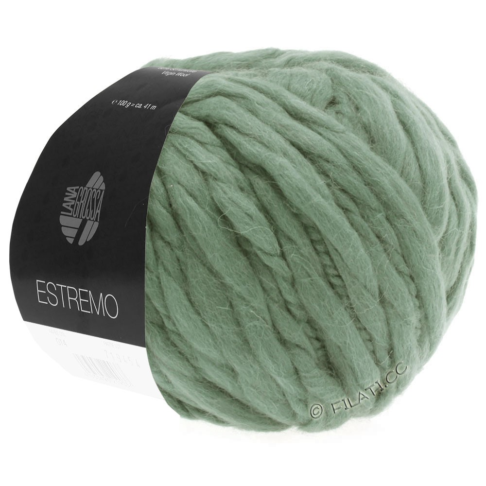 ESTREMO - von Lana Grossa | 18-Graugrün