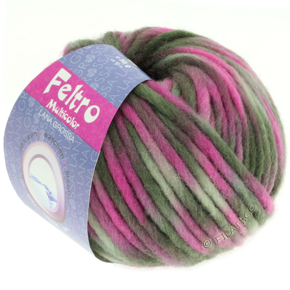 FELTRO Multicolor von Lana Grossa