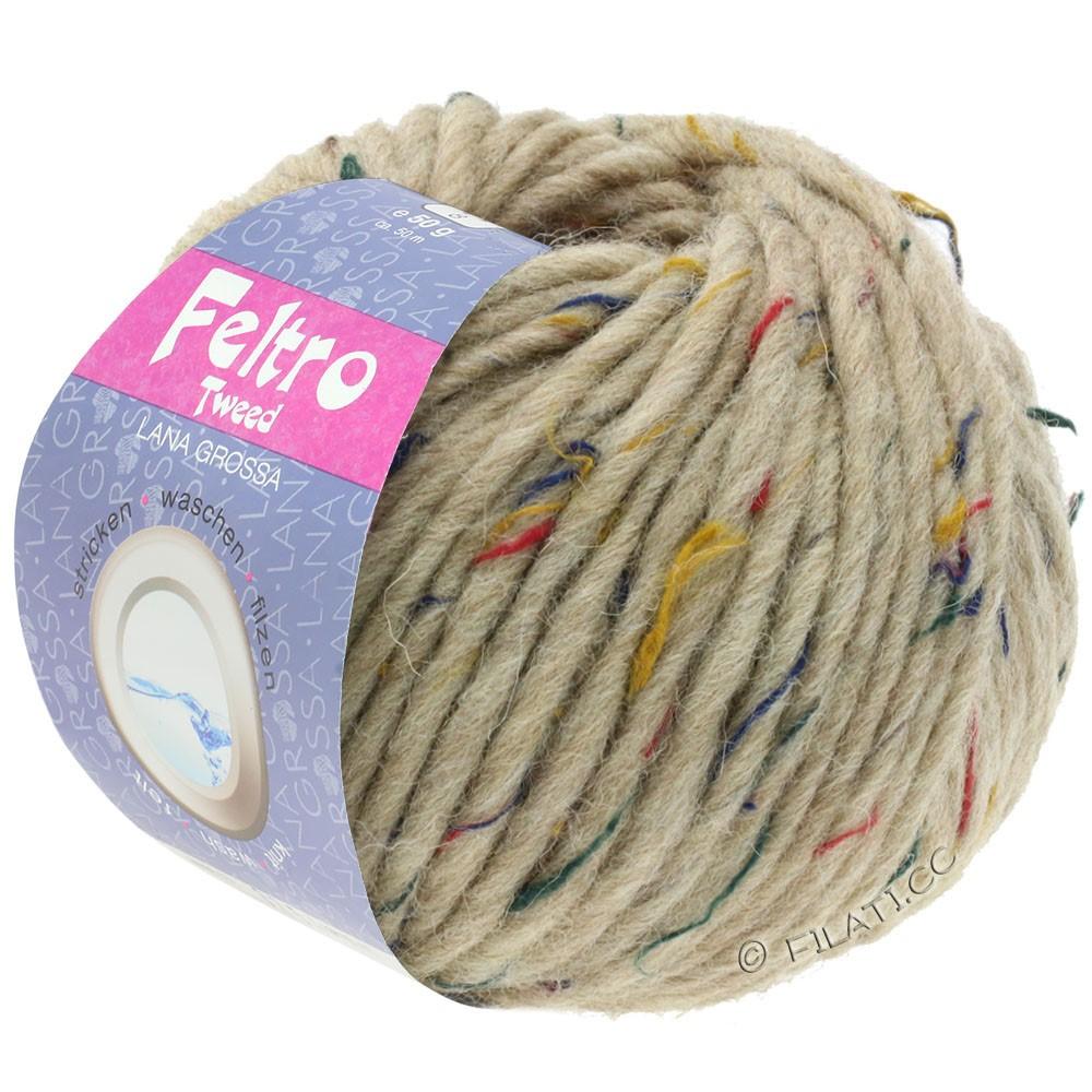 FELTRO Tweed von Lana Grossa