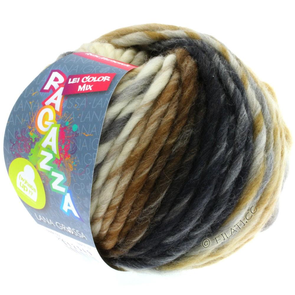 LEI Mouliné/Color Mix/Spray (Ragazza) von Lana Grossa