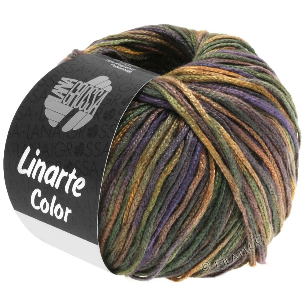 LINARTE Color - von Lana Grossa | 104-Schwarzgrün/Braun/Schiefer