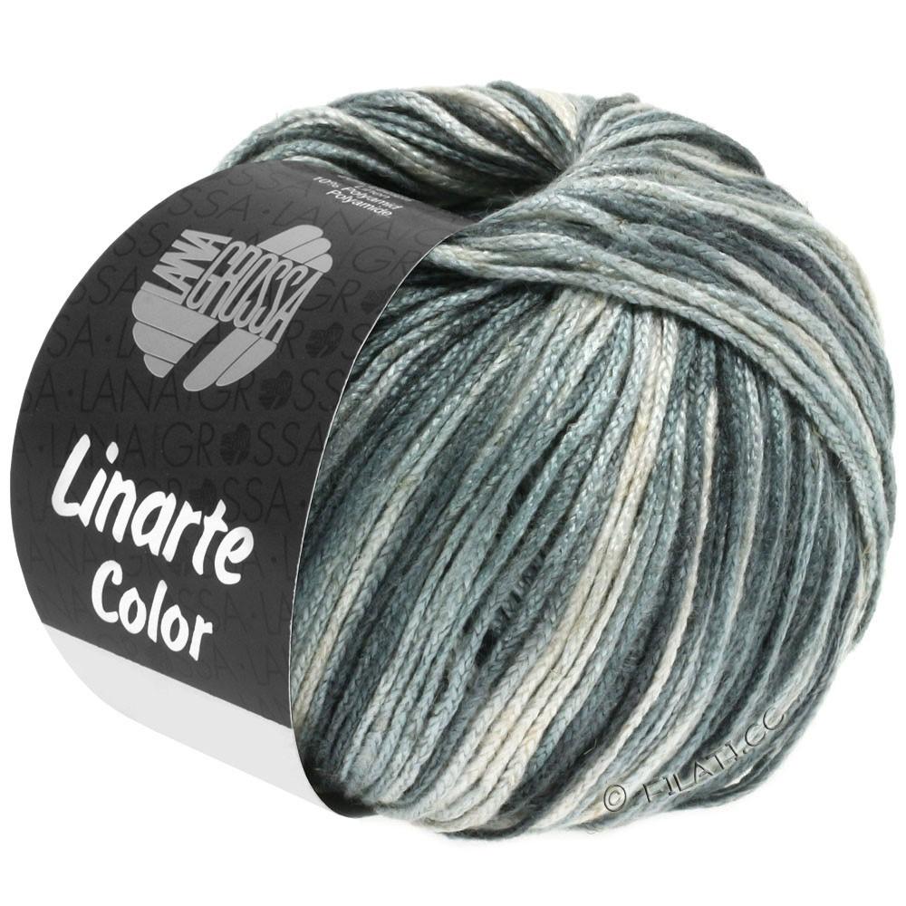 LINARTE Color - von Lana Grossa | 105-Silbergrau/Platingrau/Granitgrau