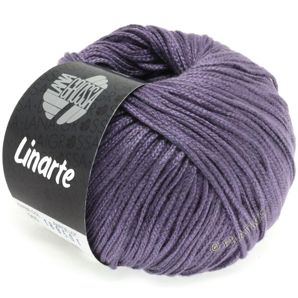 LINARTE - von Lana Grossa | 63-Pflaumenblau