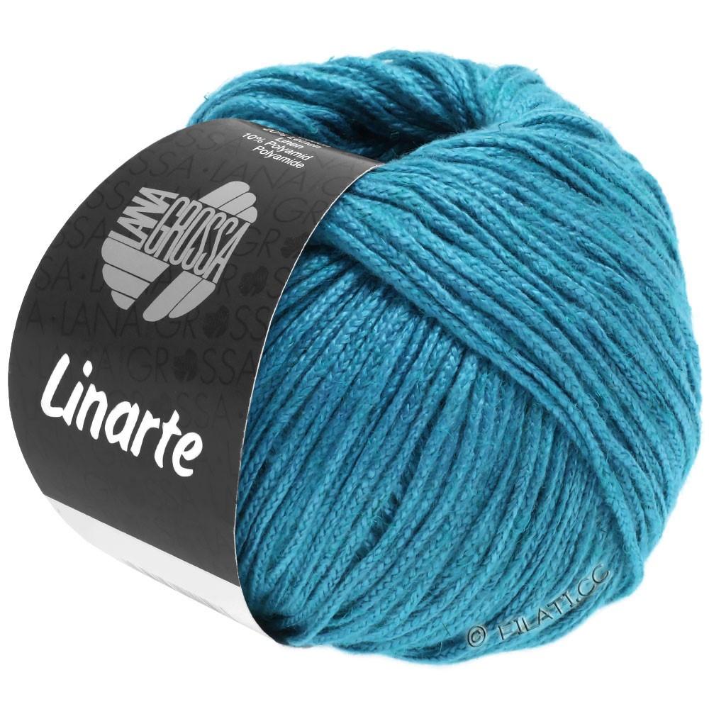 LINARTE - von Lana Grossa | 83-Türkisblau