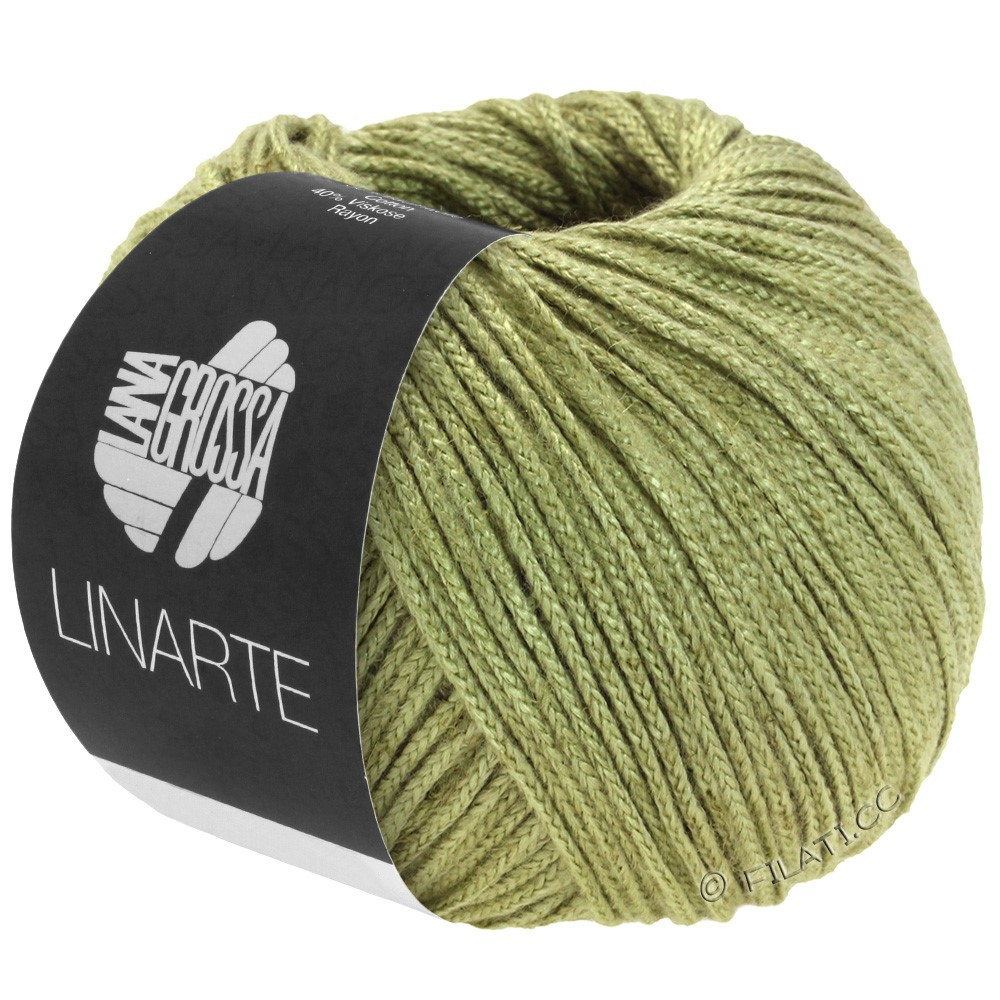 LINARTE - von Lana Grossa   87-Oliv