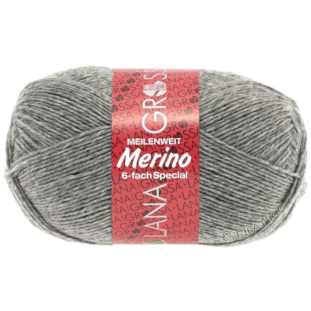 MEILENWEIT 6-FACH 150g Merino Uni von Lana Grossa