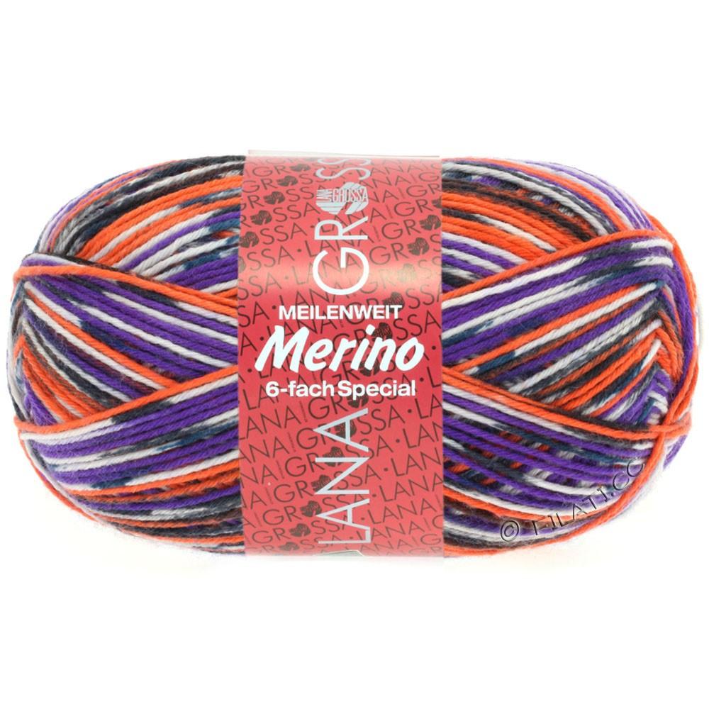 MEILENWEIT 6-FACH 150g Merino von Lana Grossa
