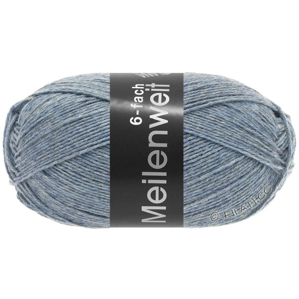 MEILENWEIT 6-FACH 150g Uni/Tweed von Lana Grossa