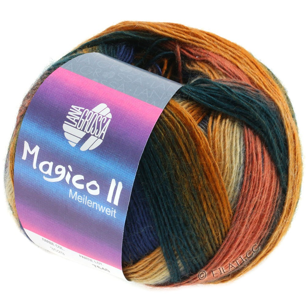 MEILENWEIT 100g Magico II - von Lana Grossa | 3529-