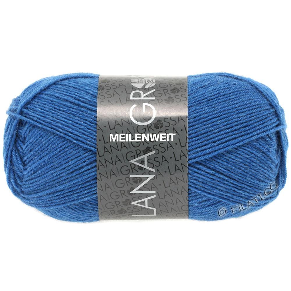 MEILENWEIT 50g Uni - von Lana Grossa | 1293-Kobaltblau