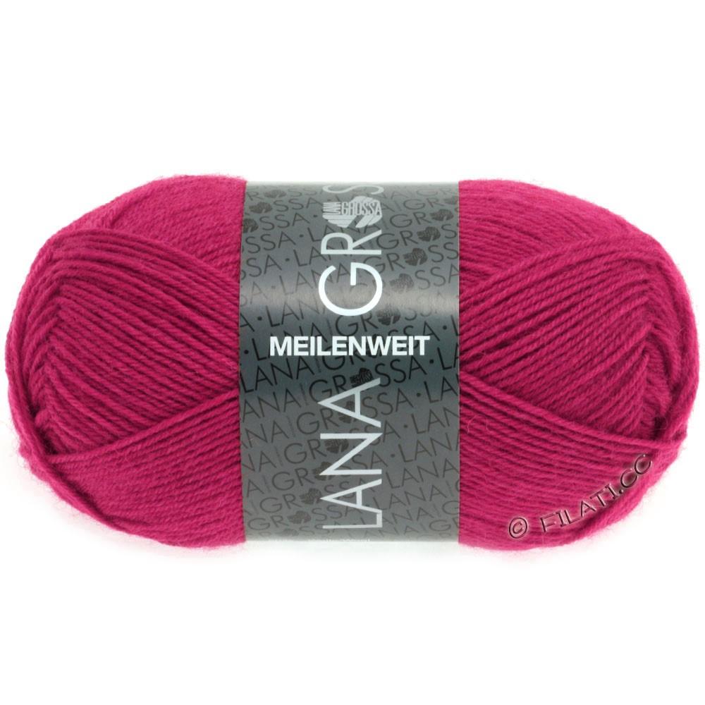 MEILENWEIT 50g Uni - von Lana Grossa | 1313-Pink