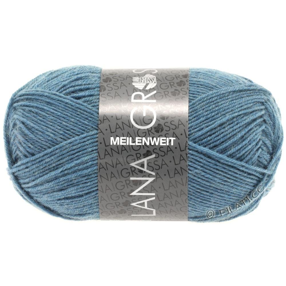 MEILENWEIT 50g Uni - von Lana Grossa | 1363-Jeans