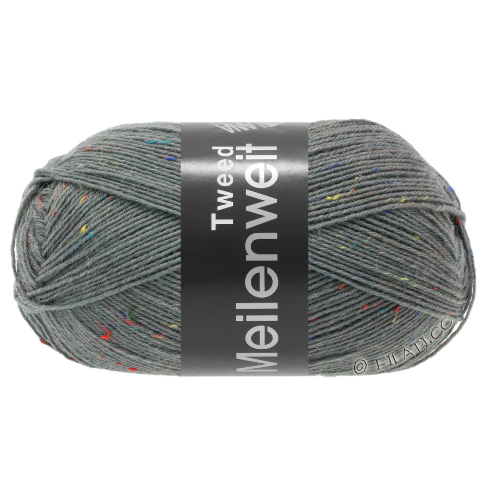 Fb 149 rose tweed 100 g Lana Grossa Wolle Kreativ Meilenweit 100 Tweed
