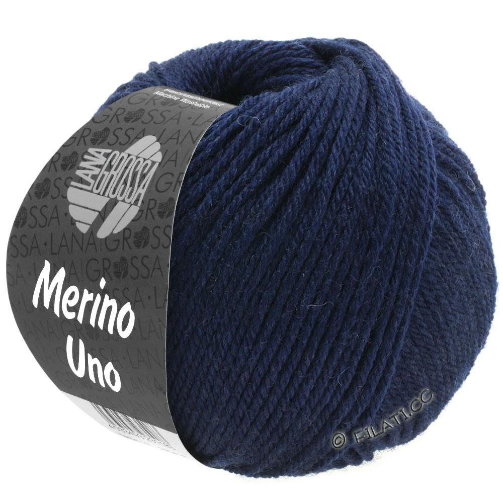 MERINO UNO - von Lana Grossa | 04-Nachtblau