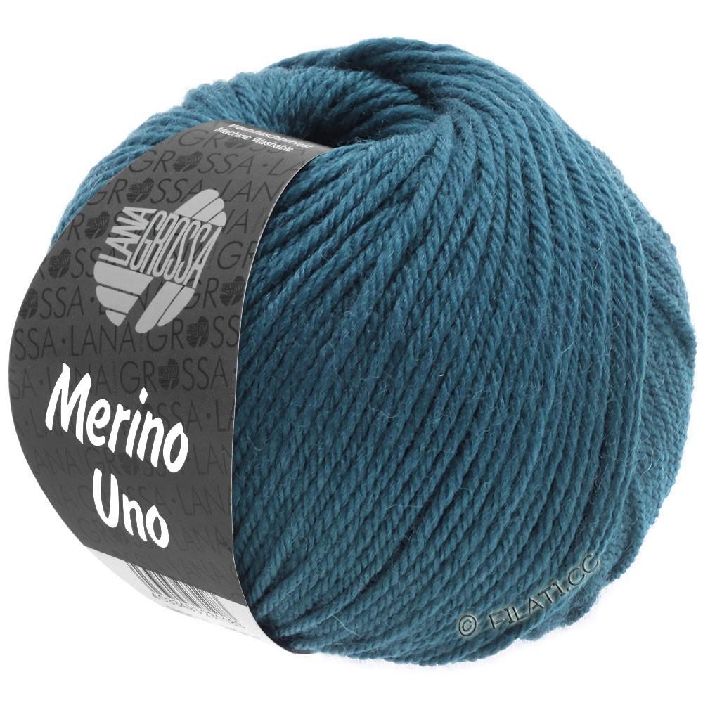 MERINO UNO - von Lana Grossa | 06-Dunkelpetrol