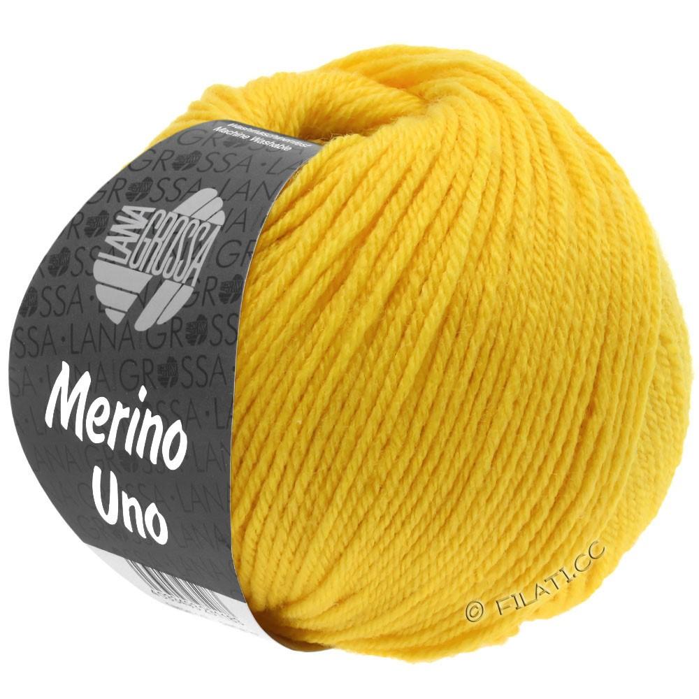 MERINO UNO - von Lana Grossa | 14-Gelb