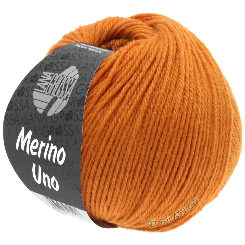 MERINO UNO - von Lana Grossa | 15-Orangebraun