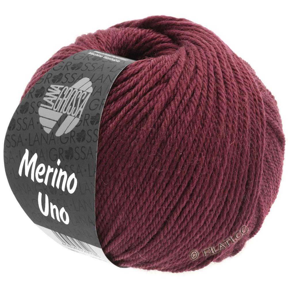 MERINO UNO - von Lana Grossa | 16-Weinrot