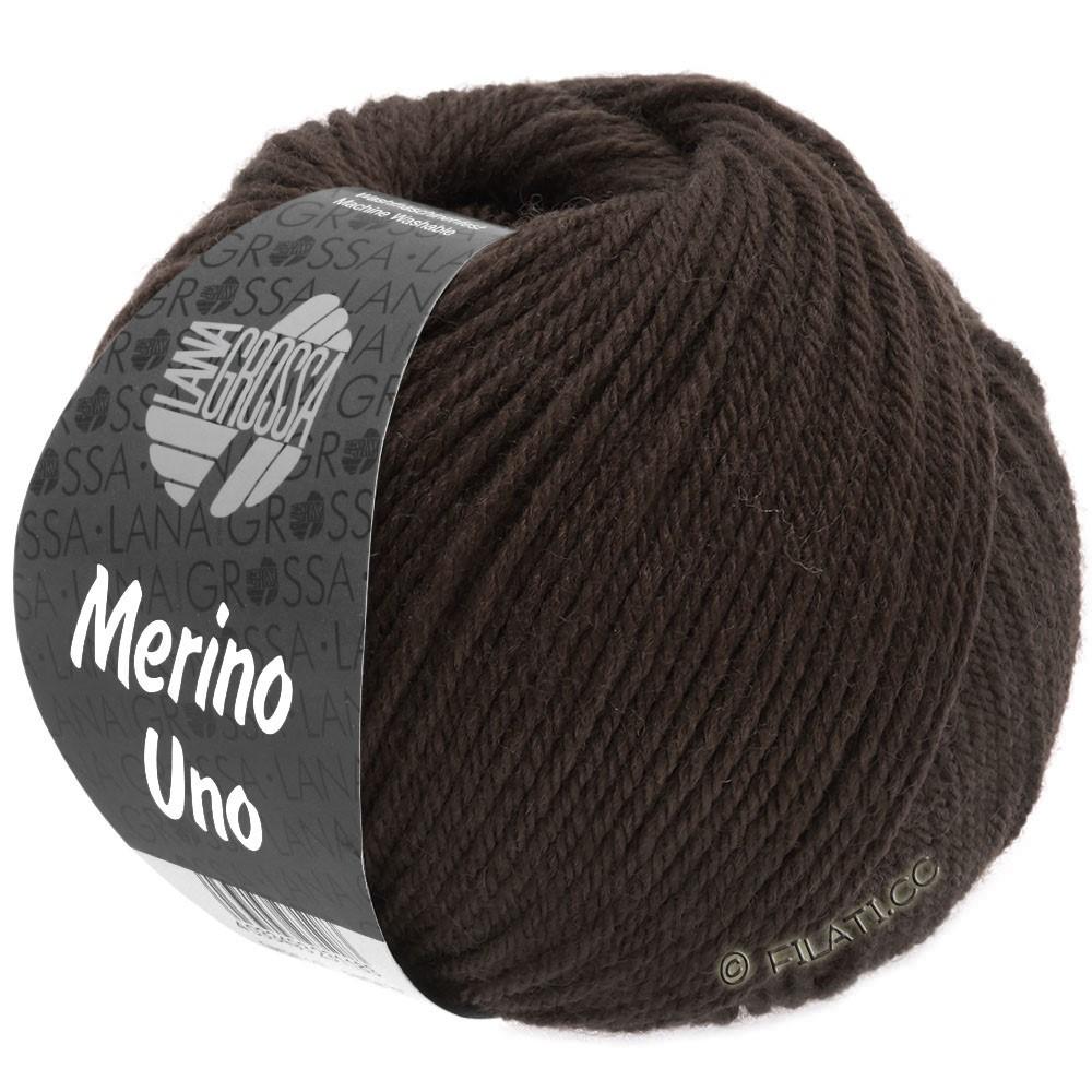 MERINO UNO - von Lana Grossa | 18-Mokka