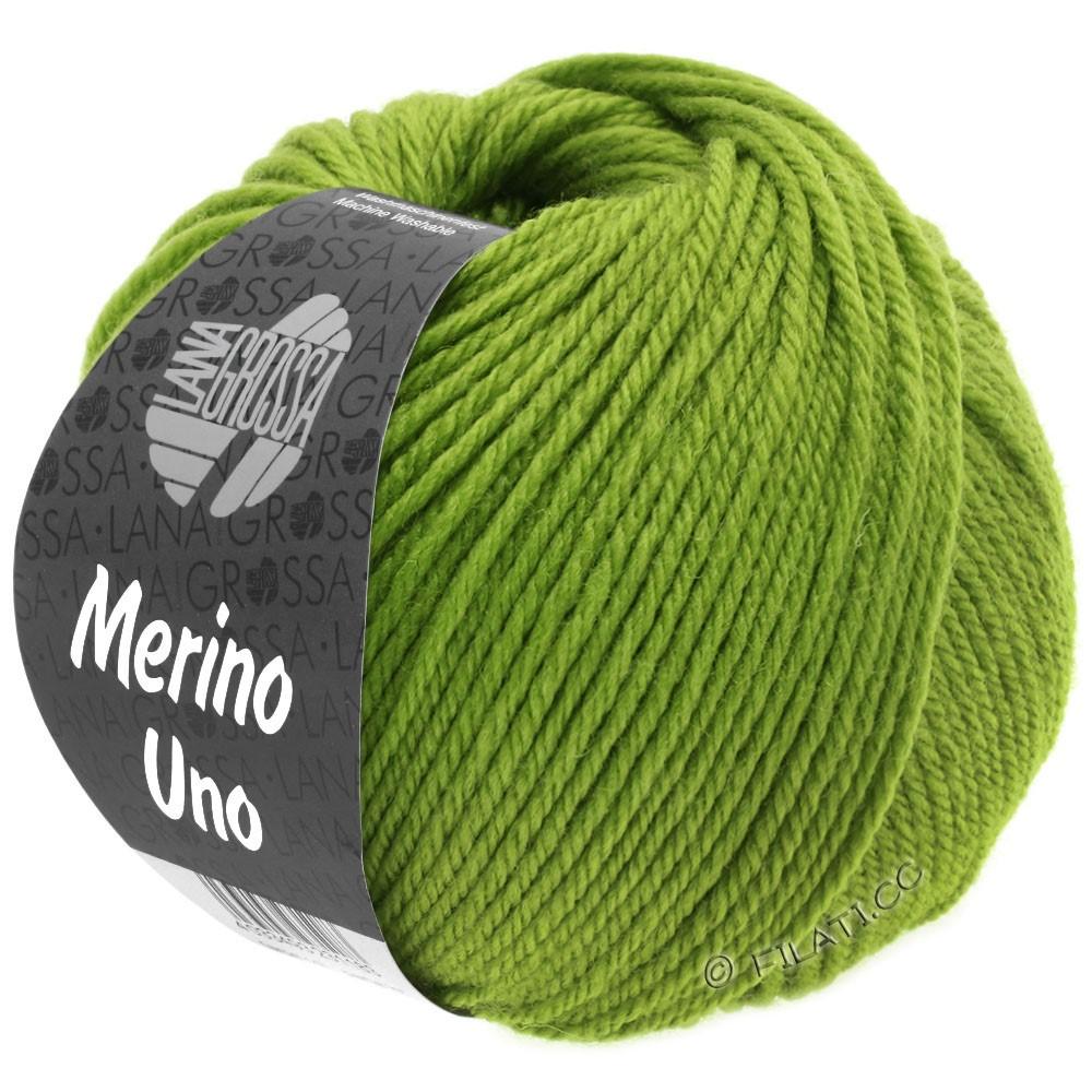 MERINO UNO - von Lana Grossa | 21-Apfelgrün