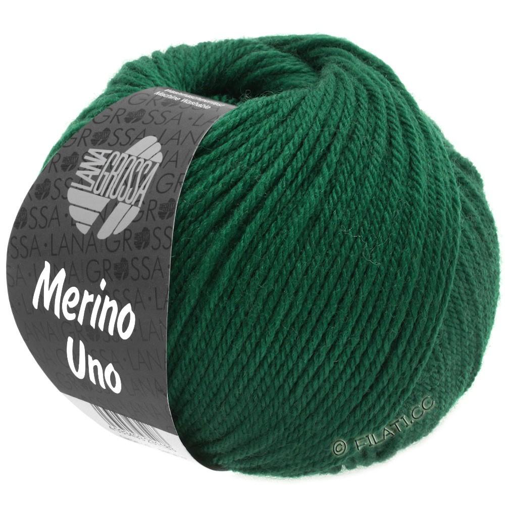 MERINO UNO - von Lana Grossa | 22-Flaschengrün