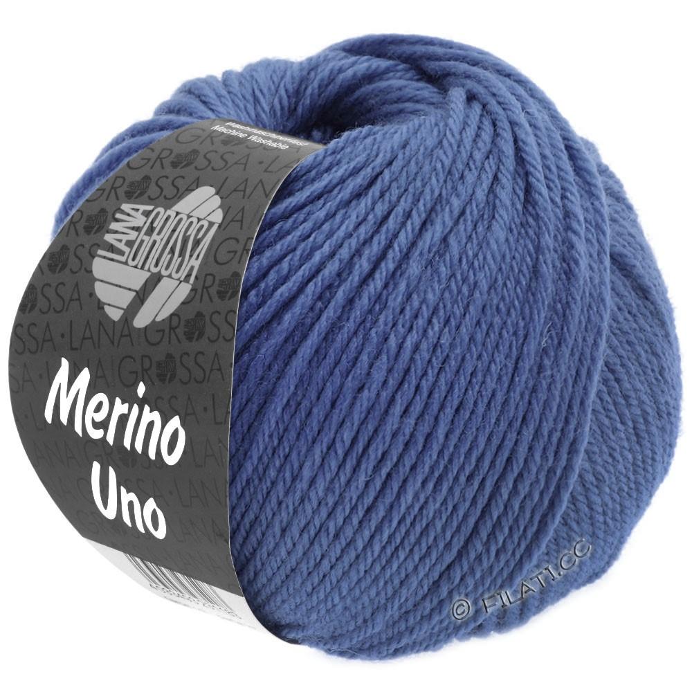 MERINO UNO - von Lana Grossa | 23-Blaulila