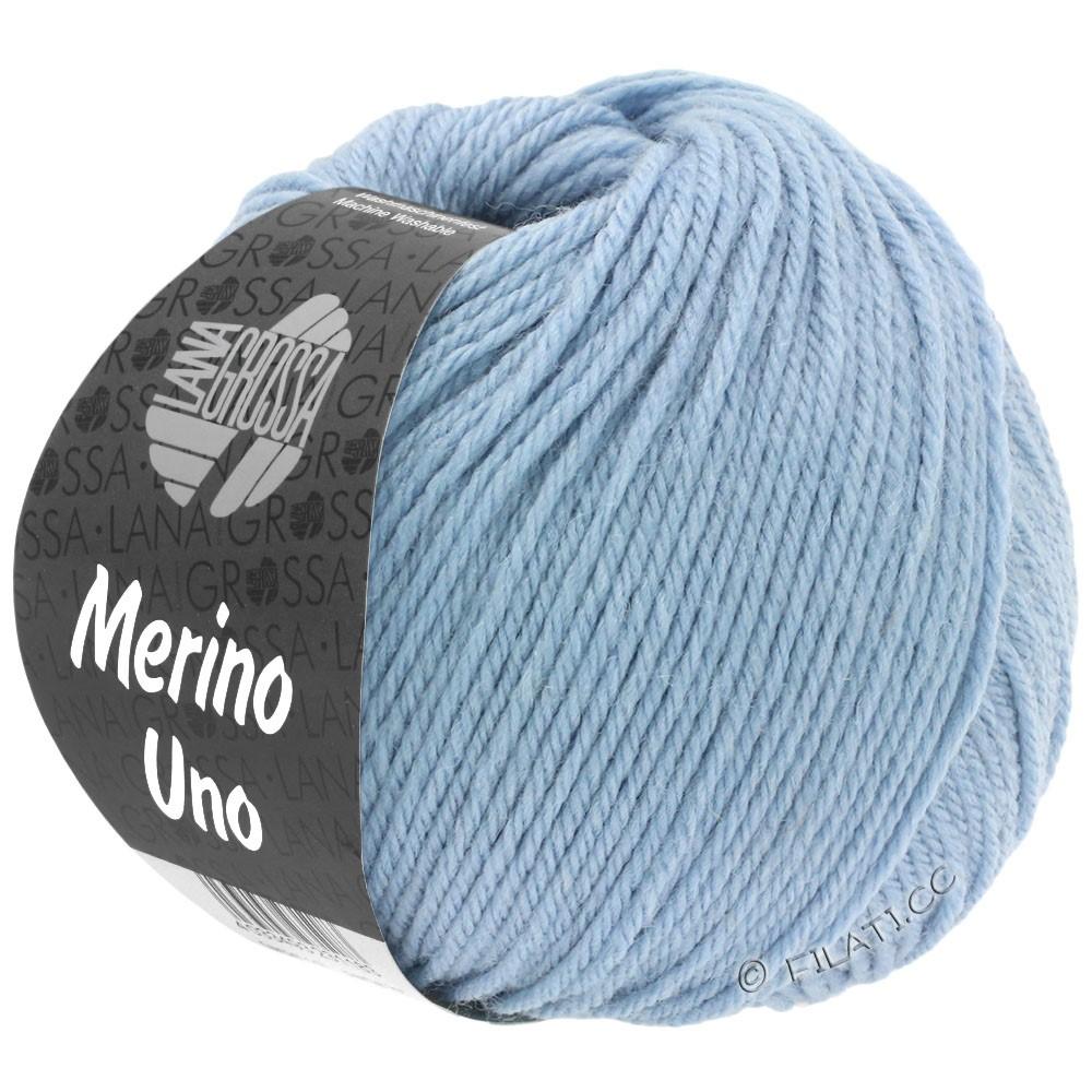 MERINO UNO - von Lana Grossa | 28-Graublau