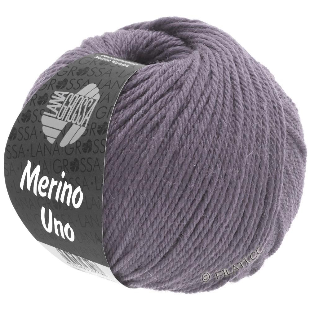 MERINO UNO - von Lana Grossa | 30-Antikviolett