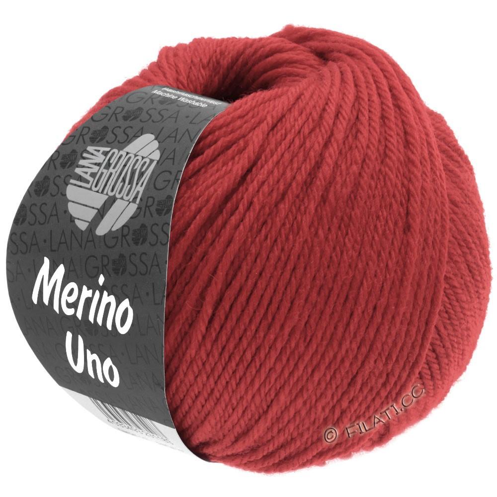 MERINO UNO - von Lana Grossa | 31-Dunkelrot
