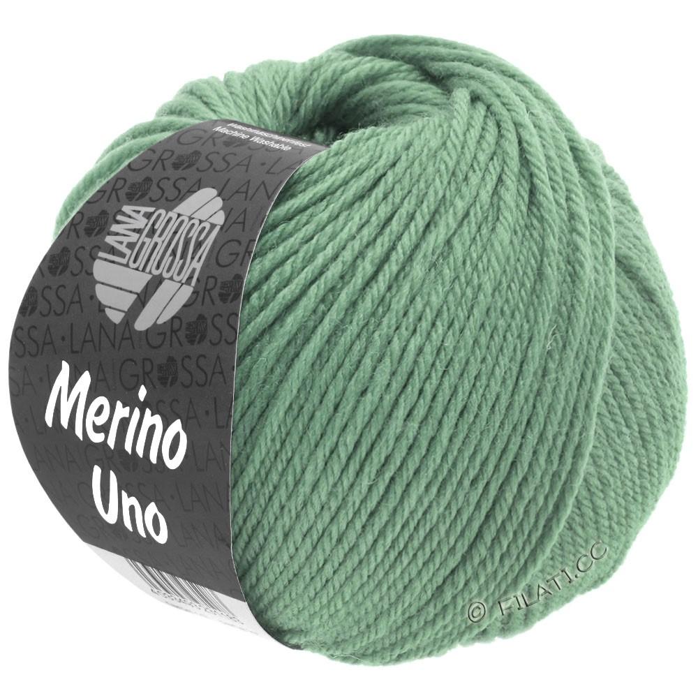 MERINO UNO - von Lana Grossa | 34-Resedagrün