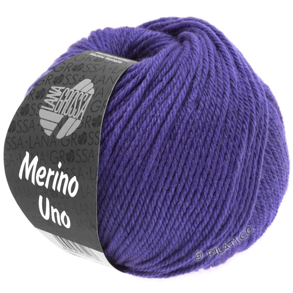 MERINO UNO - von Lana Grossa | 35-Blaulila