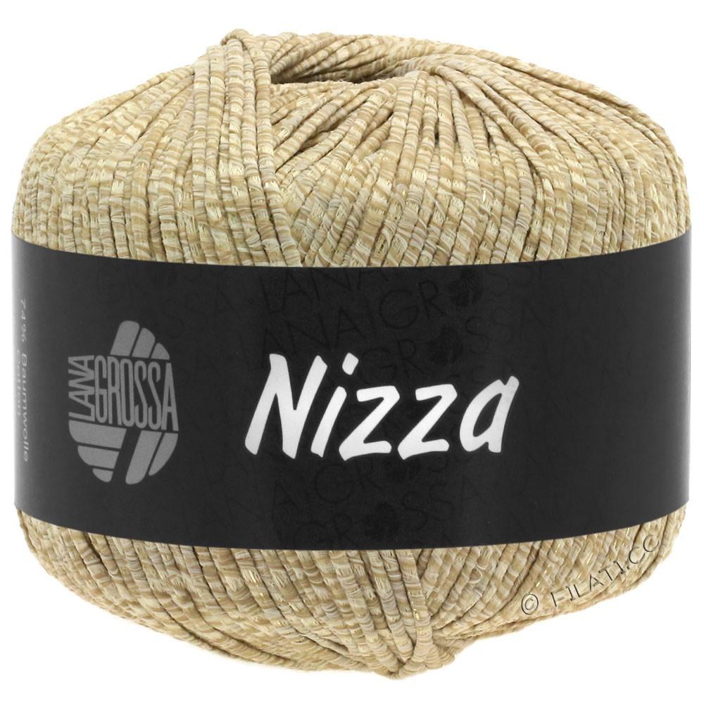 NIZZA - von Lana Grossa | 07-Beige/Sand/Gold