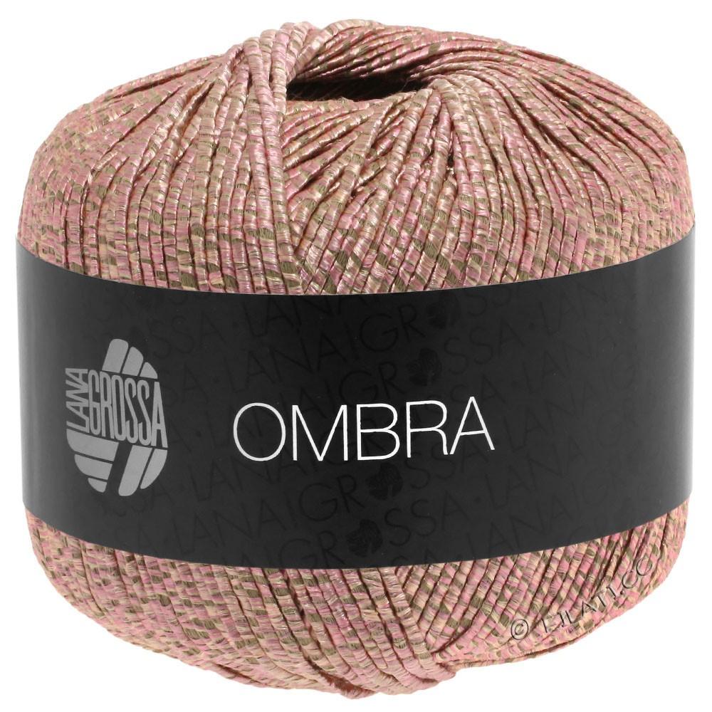 OMBRA - von Lana Grossa | 04-Rosa/Beige