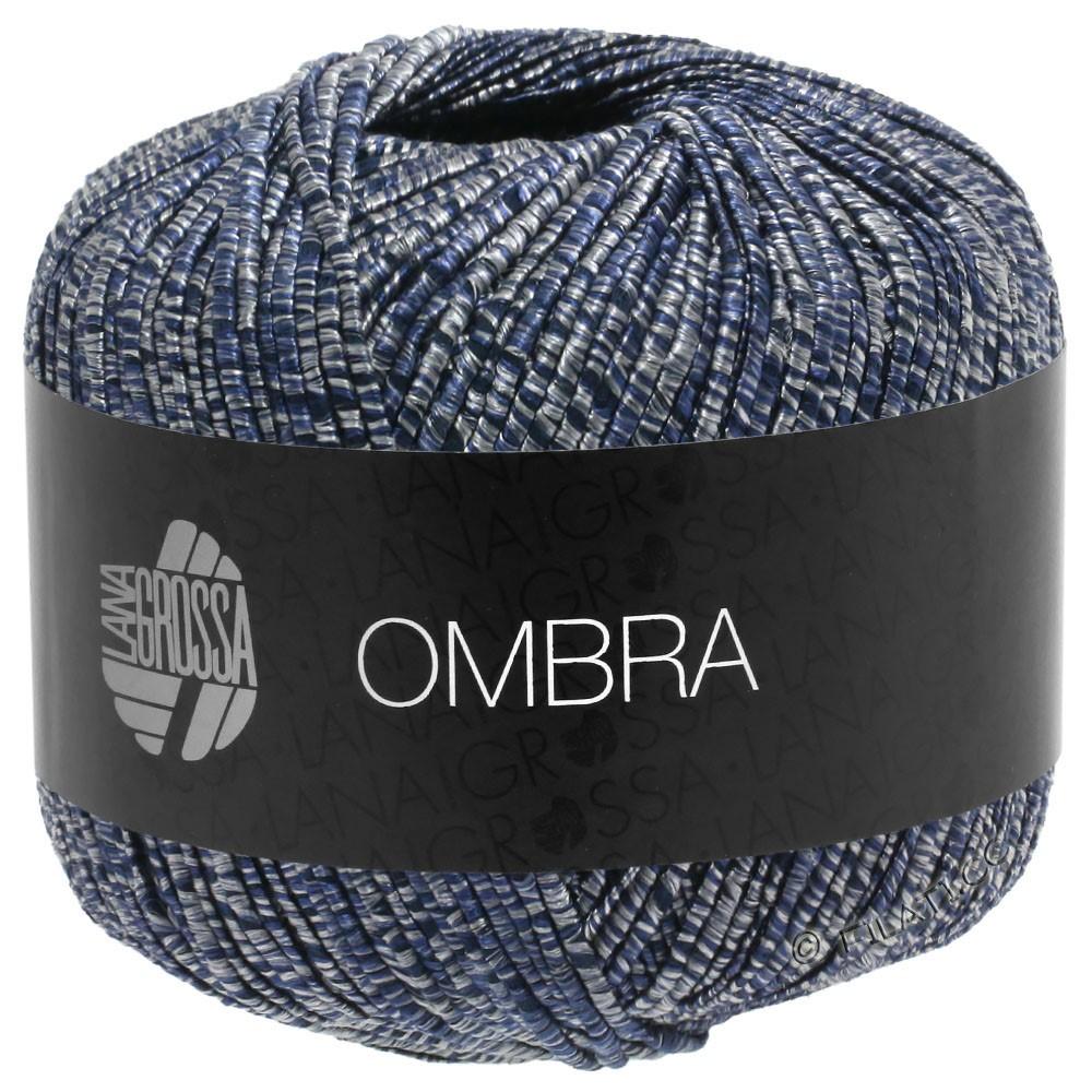 OMBRA - von Lana Grossa | 10-Grau/Nachtblau