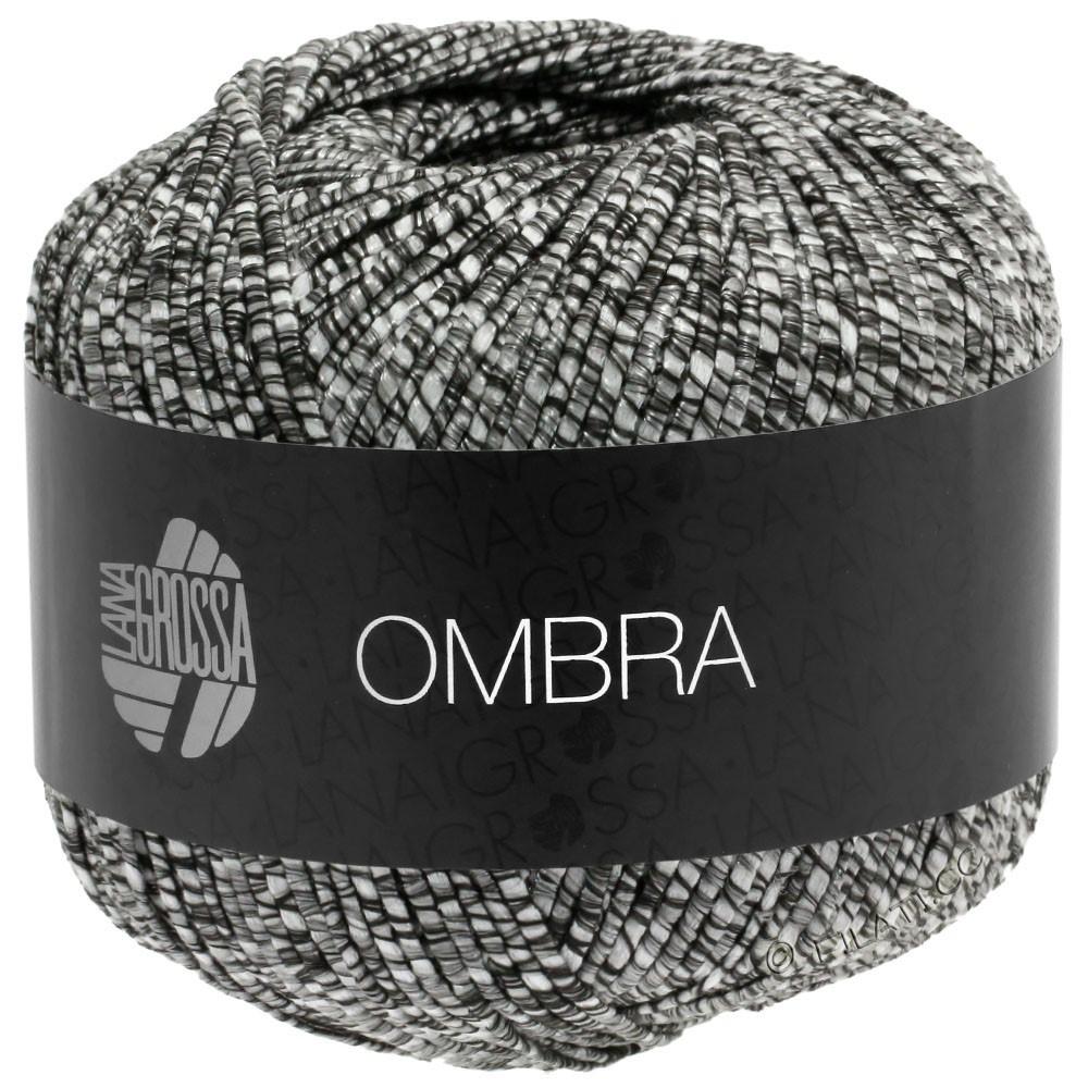 OMBRA - von Lana Grossa | 13-Schwarzbraun/Natur